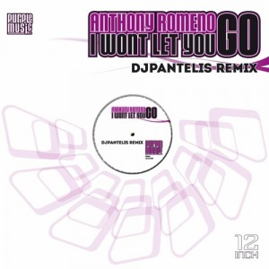 Anthony Romeno - I Won't Let You Go (DJ Pantelis Remix)