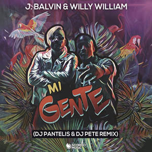 J Balvin & Willy William - Mi Gente (DJ Pantelis & DJ Pete Remix)