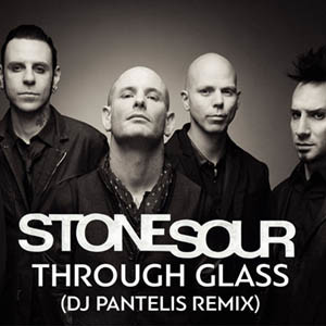 Stone Sour - Through Glass (DJ Pantelis Remix)