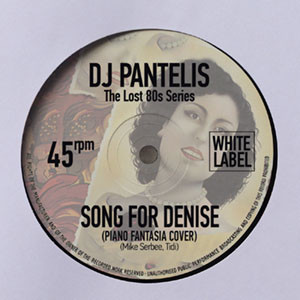 DJ Pantelis - Song For Denise (Piano Fantasia Cover)